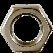 """1 1/4""""-12 Hex Jam Nut, Fine, Stainless Steel A2 (18-8) (40/Bulk Pkg.)"""