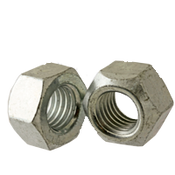M10-1.50 Hex Cone Locknut Class 10 Med. Carbon Zinc & Wax Cr+3 DIN 980v (100/Pkg.)