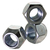 "1/2""-20x9/16"" Right Hand Wheel Nuts Zinc CR+3, 60-Degree Taper (500/Bulk Pkg.)"