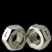 """3/8""""-24 Reversible Locknut, Low Carbon Zinc Cr+3 (4000/Bulk Pkg.)"""