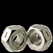 """7/16""""-20 Reversible Locknut, Low Carbon Zinc Cr+3 (2000/Bulk Pkg.)"""