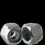 #10-24 NM (Standard) Nylon Insert Locknuts, Coarse, Low Carbon, Zinc Cr+3 (5000/Bulk Pkg.)