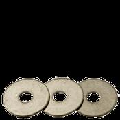 "1/8""X9/16"" Fender Washers Zinc Cr+3 (50 LBS/Bulk Pkg.)"