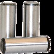 "1""X1-1/2"" Dowel Pins Alloy Thru Hardened (50/Bulk Pkg.)"