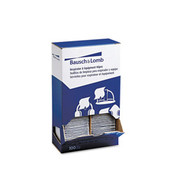 Pre-Moistened Respirator and Equipment Cleaning Wipes (100/Box)