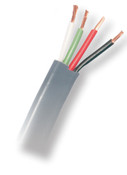 10 GA Jacketed Wire - 4 Conductor (Black-Green-Red-White)