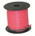 100 ft 12 GA Primary Wire - Red