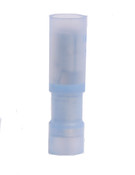 16-14 AWG 3-pc Nylon Fully Insulated w/Sleeve .157 Bullet Female Quick Connect (1,000/Bulk Pkg.)