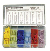 170 pc Butt Splice Connector Kit