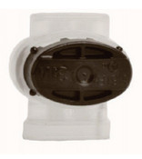 22-16 AWG Moisture Resistant Seal Insulated Displacement Connector - Black