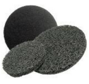 "Coating Removal Discs - 7"" Hook & Loop - Coarse Grade, Mercer Abrasives 39807B (10/Pkg.)"