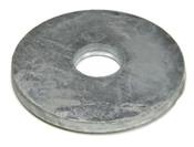 "1""X4""X3/8"" Round Plate Washer Plain (42/Bulk Pkg.)"