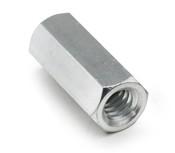"1/4"" OD x 5/16"" L x 4-40 Thread Stainless Steel Female/Female Hex Standoff (250 /Pkg.)"