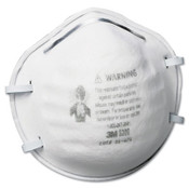 3M 8200 Disposable Particulate N95 Respirator Mask (20 Masks)