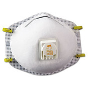 3M 8211 Particulate N95 Disposable Respirator Mask (Qty. 10)
