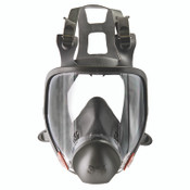 3M 6900 Full Facepiece Respirator, Reusable, Large (1 Mask)