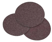 "Aluminum Oxide Cloth Discs - PSA - 9"" x No Dust Holes, Grit: 100, Mercer Abrasives 354100 (25/Pkg.)"