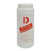D-Vour Absorbent Powder, Lemon, 16 oz canister (6/Case)