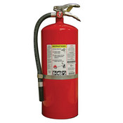 "Pro Plus Line Pro 20 MP Fire Extinguisher, 20-A,120-B:C, 195psi, 21.6"" x 7.25"" (Qty. 1)"