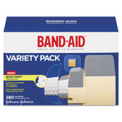Adhesive Bandages, Variety Pack