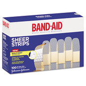Johnson & Johnson Sheer Bandages