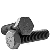"1 1/4""-7x9"" (PT) Hex Cap Screws Grade 5 Coarse Med. Carbon Plain (USA) (1/Pkg.)"