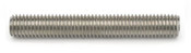 "1""-8x12"" Threaded Rod Stainless Steel 304 (ASME B18.31.3) (1/Pkg.)"