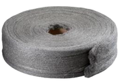 Steel Wool Reels - Extra Course, Mercer Abrasives 454EXTCRS (6/Pkg.)
