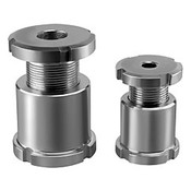 Kipp M15x1.0 Dia Height Adjustment Bolt for M4 Screw, Stainless Steel (1/Pkg.), K0692.015041