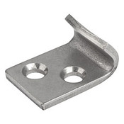 Kipp Clamp for Adjustable Latch with Movable Hook Clamp, Steel, Style A  (1/Pkg.), K0050.9135211