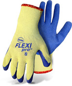 BOSS Flexi Pro Cut Resistant Gloves, Latex Coated Palm & Fingers,  Size Medium (12 Pair)