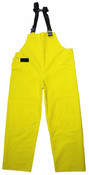 Yellow 50mm PVC Poly Lined Overall, Size: 5XL (3 Overalls)