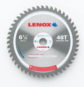 """1"""" x 12"""" Thin Steel Cutting Circular Saw Blade (Qty. 1)"""