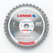 "1"" x 12"" Aluminum Cutting Circular Saw Blade (Qty. 1)"