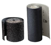 "Floor Sanding Rolls - Silicon Carbide Thrift Rolls - 8"" x 21 FT, Grit/ Weight: 24F, Mercer Abrasives 401024 (1/Pkg.)"