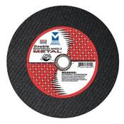 "12"" x 3/32"" x 1"" Low Horsepower Chop Saw Wheel - Double Reinforced, Mercer Abrasives 602010 (10/Pkg.)"