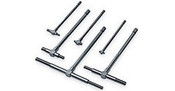 "Telescoping Gages - 6 Piece Set Ranging from 5/16"" -6"""