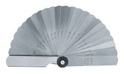 """General Tools 26-Leaf Thickness (Feeler) Gage, .0015"""" to .025"""" Range (Qty. 1)"""