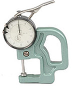 "Pittsburg Alleghany .4"" Range Dial Thickness Gage (Qty. 1)"
