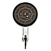 .06/.0005, 0-15-0 TruTest Black Face Dial Test Indicator, Long Point