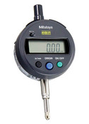 """.5/12.7 mm, .0001""""/.001 mm ID-S Absolute Digimatic Indicator, Flat-Back, 3/8"""" Stem, SPC Output"""