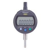 ".00005"" / .5"" Range ID-C Absolute Digimatic Indicator, Flat Back, Series 543 Standard"