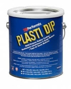 Plasti Dip Black Synthetic Rubber Coating - Gallon Size