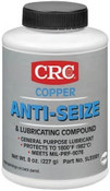 CRC Copper Anti-Seize Lubricant in easy to use brush-top bottle.