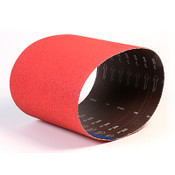 "CeraFlame Premium Ceramic Floor Sanding Belts - 7-7/8"" x 29-1/2"", Grit/ Weight: 40X, Mercer Abrasives 433040 (5 Belts/Pkg.)"