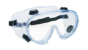 Anti-Fog Chemical Splash Guard Goggle, Clear 15147 (12/Pkg.)