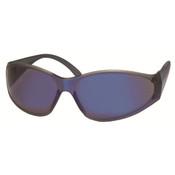 ERB Boas Original Safety Glasses, Blue Frame, Blue Mirror Lens 15287 (12 Pr.)