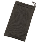 ERB Clean Pouch for Safety Glasses, Black (12/Pkg.)
