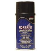 Freze-It Chewing Gum Remover, 7 oz Aerosol, 12/Case