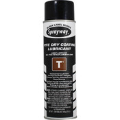 T1 TFE Dry Coating Lubricant & Release Agent, 12/Case